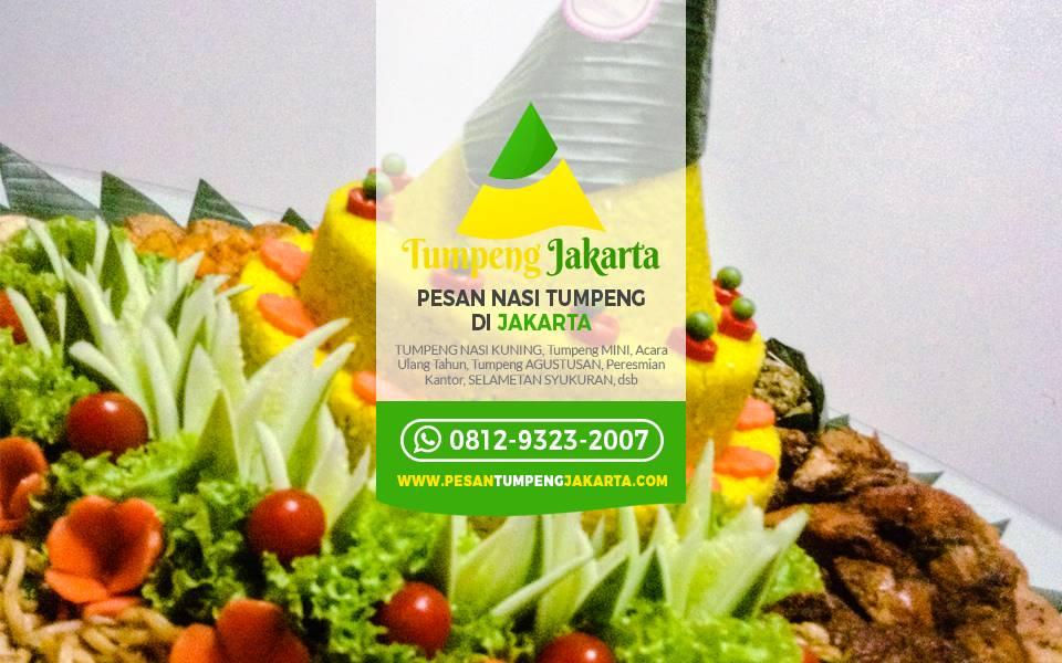 Pesan Nasi Tumpeng Dadakan, Delivery Tumpeng Jakarta, Jual Nasi Tumpeng