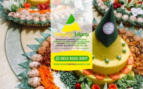 Pesan Tumpeng di Cakung, Tumpeng Jakarta Timur, Harga Tumpeng Murah