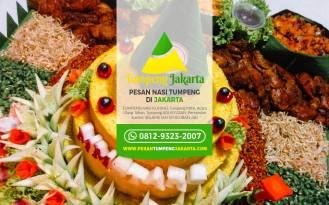 Pesan Tumpeng di Pancoran, Jual Nasi Tumpeng Jakarta Selatan, Enak Murah