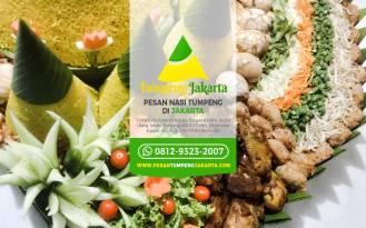 Pesan Tumpeng di Tebet, Jual Nasi Tumpeng di Jakarta Selatan, Tumpeng Mini Unik