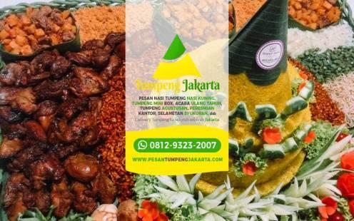 Delivery Tumpeng Jakarta, Pesan Tumpeng Mini, Harga Nasi Tumpeng Murah