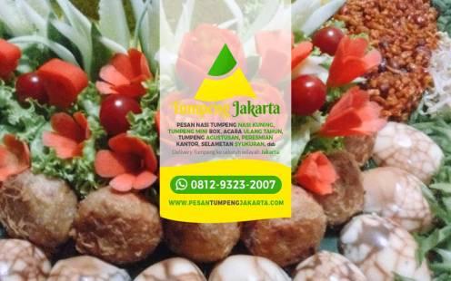 Pesan Antar Tumpeng Jakarta, Tumpeng Peresiman Kantor, Nasi Tumpeng Kuning