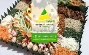 Pesan Tumpeng di Setiabudi, Jual Nasi Tumpeng Jakarta Selatan, Tumpeng Enak dan Murah
