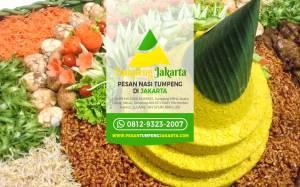 Pesan Nasi Tumpeng di Jakarta Selatan