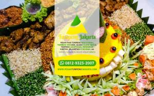 Pesan Tumpeng di Jatinegara, Jakarta Timur, Harga Nasi Tumpeng Mini