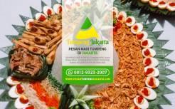 Pesan Tumpeng di Mampang Prapatan, Tumpeng Nasi Putih, Nasi Tumpeng Jakarta Selatan