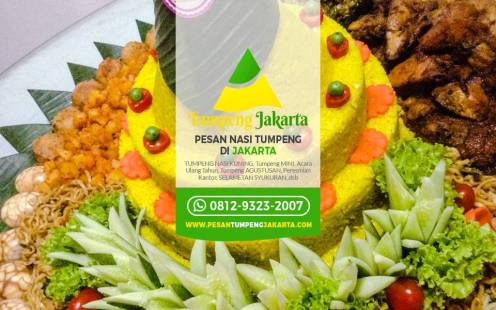 Pesan Tumpeng di Pasar Minggu, Nasi Tumpeng di Jakarta Selatan, Harga Tumpeng Mini